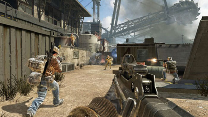 Playstation 3 Screenshot Call of Duty: Black Ops