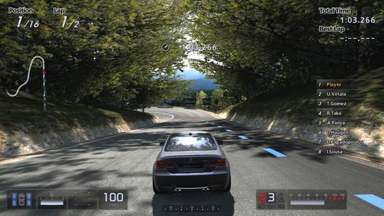 Playstation 3 Screenshot Gran Turismo 5