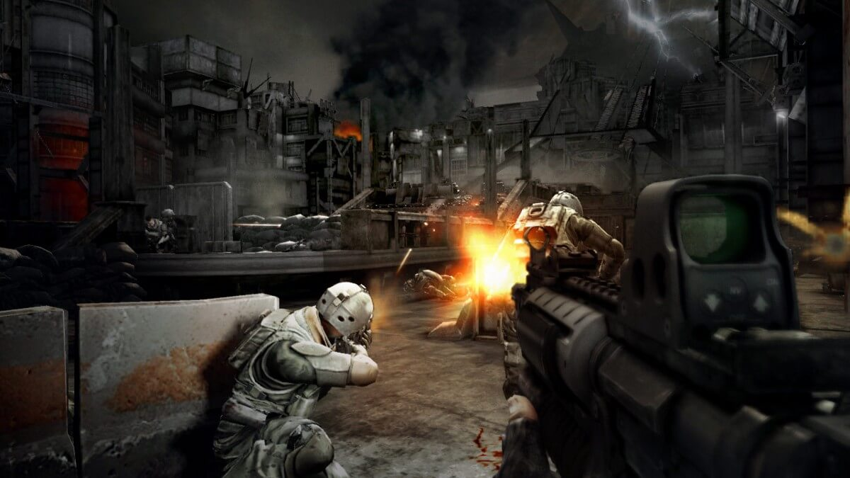 Playstation 3 Screenshot Killzone 2