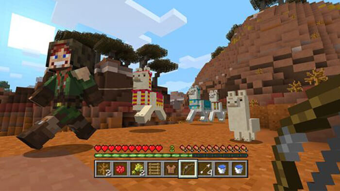 Playstation 3 Screenshot Minecraft: Playstation 3 Edition