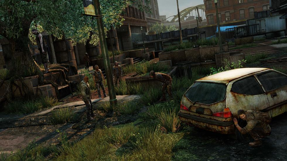 Playstation 3 Screenshot The Last of Us