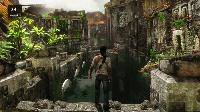 Playstation 3 Screenshot Uncharted 2: Among Thieves